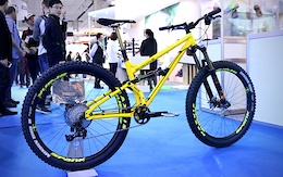 Production Privée's Steel Full-Suspension Bike Might Last Forever - Taipei Cycle Show