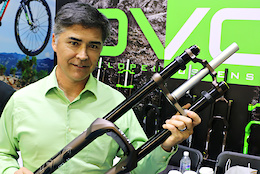 DVO's New Onyx and Beryl Forks Aim to Lower the Price on High Performance  - Taipei Cycle Show