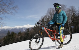 Bretton Woods Snow Four-Cross Race