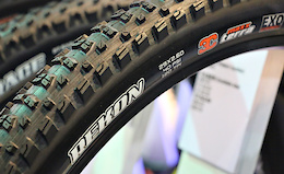 New Tires from Maxxis, WTB and Vee  - Taipei Cycle Show