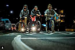 Bernard Kerr, R-Dog and Bas van Steenbergen Pinkbike Instagram Takeover - Video