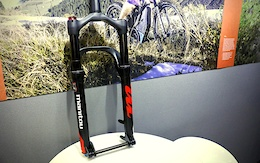 Manitou's New Fat Bike Fork - Taipei Cycle Show