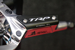 The New Brake That Aaron Gwin Helped Shape - Taipei Cycle Show