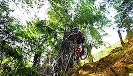 Helmet Cam Preview With Fab Cousinié - EWS Round 1, Rotorua