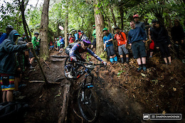 The Giant Factory Off-Road Team at EWS Round - Video