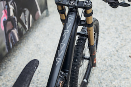 Louis Hamilton's Commencal Furious Bike Check