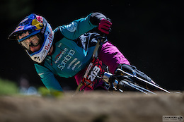 Queen of Crankworx. Queen of the Pump Track - The Jill Kintner Interview