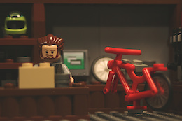 The Lego Bike Shop - Video