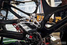 Specialized Gravity Team Bike Checks