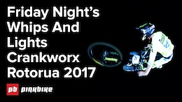 Official Oceania Whip Off Championships presented by Spank: Video - Crankworx Rotorua 2017