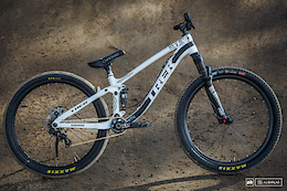 Brandon Semenuk's Trek Ticket S Bike Check