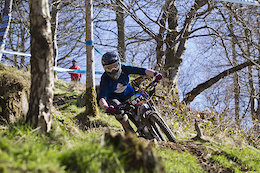 Sunny Scottish Enduro, Whyte Vallelujah 2017