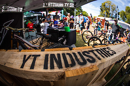 Good Times at Crankworx Rotorua With YT - Video