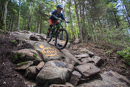 The Mountain Bike Tourist: Quebec Road Trip Part Three - Sentiers du Moulin