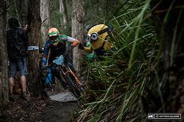 Pinkbike's Predictions: EWS Tasmania 2019