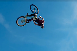 World's First Double Backflip 360? - Video
