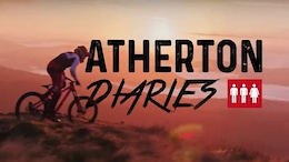 Atherton Diaries: Crashing, Building and Coda the Dog - Video