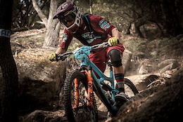 Ibis Cycles at EWS Round Two Tasmania