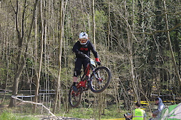 Team Aston Hill at Pearce Cycles Round 1 - Kinsham