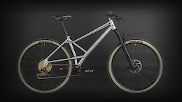 Devinci's 30th Anniversary YYZ Bike