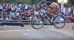 Phil Atwill, Having Fun at Crankworx – Video