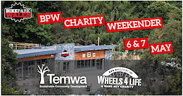 BikePark Wales Charity Weekender