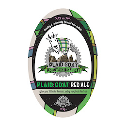Banff Ave Brewing Co. Launches Plaid Goat Red Ale for MTB Fest