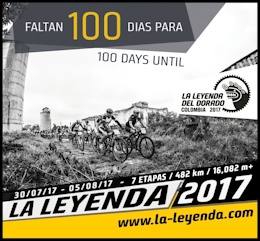 La Leyenda 2017 - 100 days to Go