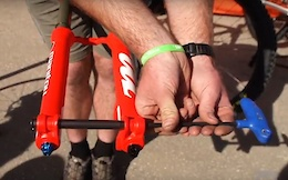 New Forks from DVO, Fox, RockShox, Manitou and X-Fusion, Sea Otter Classic 2017 - Video