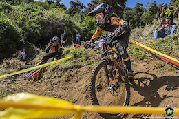 EWS Qualifier at Montenbaik Enduro Round 2 Corral, Chile