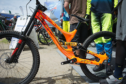 4 of the Coolest DH Bikes at Sea Otter 2017 - Video