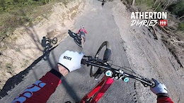 Atherton Diaries: Muddy, Testing, Dyfi, Jumps and The BDS - Video