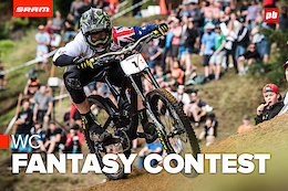 SRAM – UCI World Cup DH Fantasy Contest – Rd 1, Lourdes