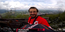It's Go Time: Claudio's Track Preview - Lourdes DH World Cup 2017