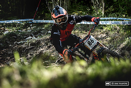 Gaetan Vige is on a new team this year and has also bumped up to Elite's after two stand out years in the junior ranks.