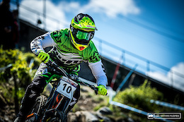 Qualifying Results - Lourdes DH World Cup 2017