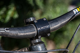 Burgtec Ride Wide Carbon Enduro Bar and Enduro Stem MK2 – Review