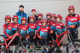 Propain Gravity Kids: Propain Bikes and Marcus Klausmann Build Team to Promote Up-and-Coming Talent