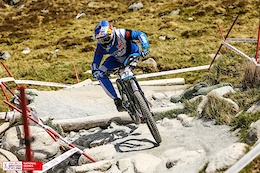 Seasoned World Cup Downhillers Eye Up Fort William UK National Downhill Series Event