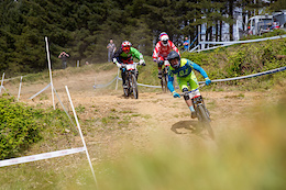 British 4X National Championships and 4X Series Round 5 Combine in Moelfre