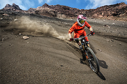 12 Year Olds Riding Down Active Volcanos - Video