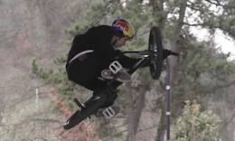 Brandon Semenuk + BMX = A Video You Should Probably Watch