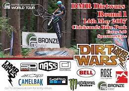 DMR Dirt Wars UK Starts this Weekend at Chicksands Bike Park