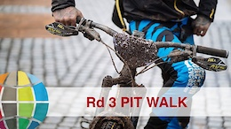 Dry or Wet Tire at EWS Round 3?