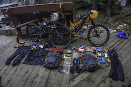 Bikepacking the Sunshine Coast (Almost)