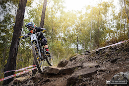 Australian DHI National Championships – Mt. Joyce: Practice and Qualifying