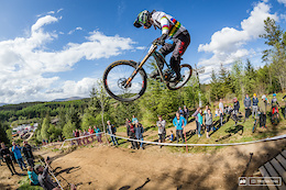 HSBC UK National Downhill Series Round Two, Fort William – Finals