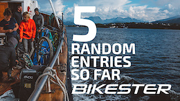 5 Random Entries For The Bikester Ultimate Adventure Contest