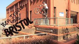 Ben Travis Visits Bristol - Video