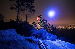 Loic Bruni Rides by Night - Video